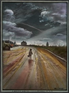 Jan Saudek prodej fotografie david forever on the road david navždy osamělý