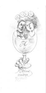 Oldřich Kulhánek PF2000 klasterni vinarna Oldřich Kulhánek PF1998 klasterni vinarna Oldřich Kulhánek PF1997 klasterni vinarna Ex Libris