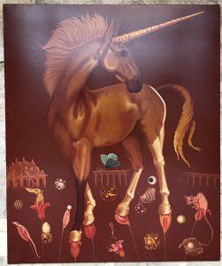 Lukáš Kándl prodej obrazu Tajná cesta