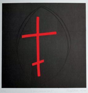 Rudolf Sikora prodej obrazu Malevičův hrob III