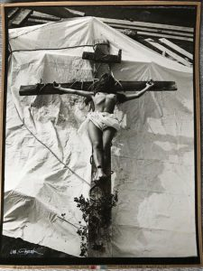 Jan Saudek prodej fotografie 66 The Cross