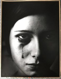 Jan Saudek prodej fotografie The black tear