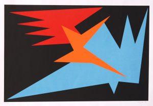 Stanislav Zippe prodej grafiky Bez názvu-1997-35-53cm