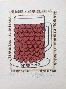 Jiří SlívaI love beer-Miluji pivo 20-15cm