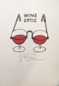 Jiří Slíva prodej grafik Wine optic