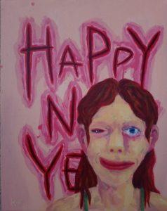 Roman Franta prodej obrazů Happy New Year